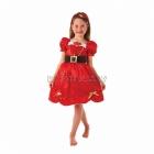 Платье Санта  3 - 5 лет