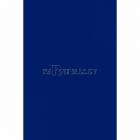 Скатерть 137 х 274 см, темно-синяя, клеёнка.