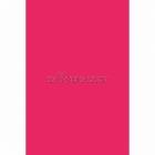 Plastikata galdauts bez zīmējuma, rozā krāsā, 137 cm x 274 cm