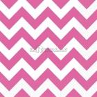 Салфетки бумажные с рисунком ЗИГЗАГ, цвет - ярко-розовый, 33х33см 20 шт.