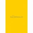 Скатерть бумажная без рисунка,  солнечный желтый цвет,  137 см х 274 см