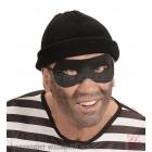 Карнавальная маска, черная