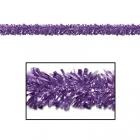 Virtene no folija, violeta, 4,5 m