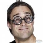 Очки неудачника со стёклами