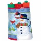Мешок для упаковки подарков