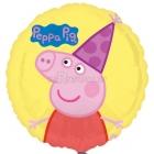 """Шар из фольги Peppa Pig    17""""/43см"""