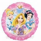 Шар из фольги Disney Princesses Portrait  43см