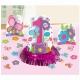 Первый  день рождения девочки -  настольная декорация