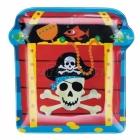 Пиратская тарелка из пластика