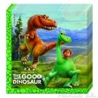 Салфетки двухслойные Хороший динозавр 20 шт  33x33 см