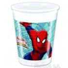 Papīra glazes Spiderman  8 gab 200 ml