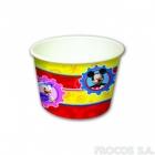 Десертные стаканы Mикки Маус 8 шт