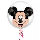 Мики Маус Шар в шаре из фольги 60 см