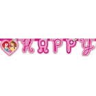 "Буквенная гирлянда  ""Happy Birthday""  Принцесса"
