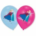 Frozen  lateksa baloni ar krāsu apdruku 6.gab. 27.5 cm