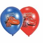 Cars  Латексные шарики с  цветной печатью 27.5 cm