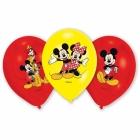 Mickey Mouse  Латексные шарики с  цветной печатью 27.5 cm