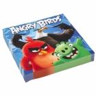 """Злые птички (""""Angry birds"""")  Салфетки бумажные 33см  20 шт."""
