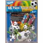 Футбол подарочный набор на 8 персон из 48 предметов