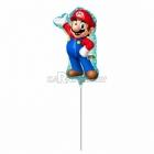 Мини фигура из фольги Марио