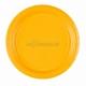 Dzeltena saule papīra šķīvji  23 cm, 8 gab