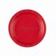 Красное яблоко Тарелки без рисунка.  17,7 см 8 шт
