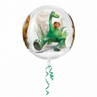 GOOD DINOSAUR caurspīdīgas  folijas balons 38x40 cm