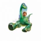Labais Dinozaurs - GOOD DINOSAUR folijas balons ar hēliju 76 x 86 cm