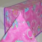 Galdauts ar attelu Tema: Princese 1.37m  x 2.59m plastikata