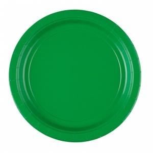 http://www.lemma.lv/8942-thickbox/8-plates-paper-festive-green-228-cm.jpg