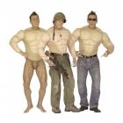 Super muskuļa krekls. M/L izmērs