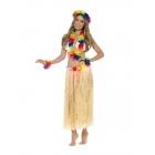 Havaju komplekts, virtene, ziedu galvas rota, aproces, krāsaina
