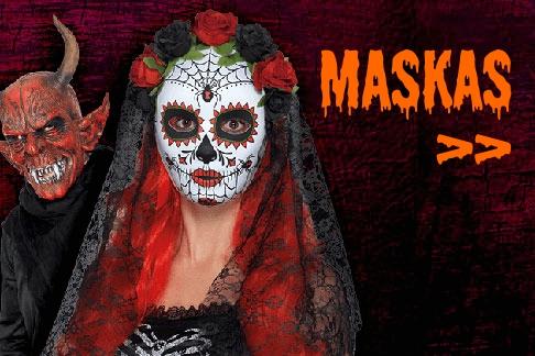 Maskas Helovīniem